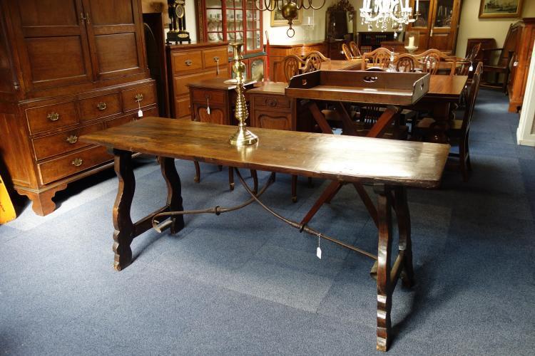 Antieke Spaanse Tafel : Antieke tafels ruime collectie uit 1800 1880 heineman antiek