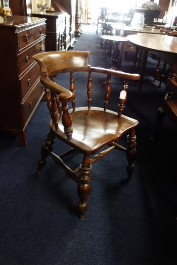 Engelse captainchair, MR3735 1